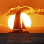 barca e il sol dell'avvenire